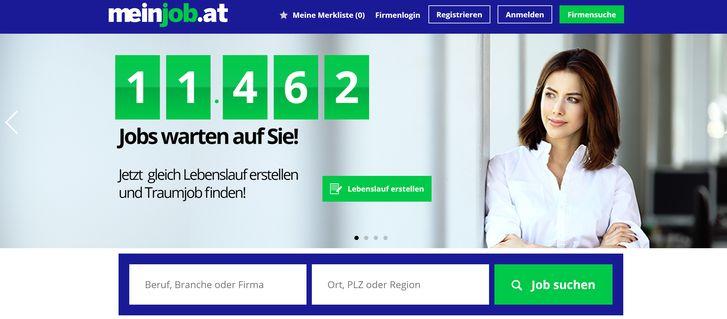 поиск работы в Австрии