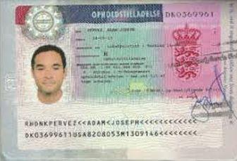 рабочая виза в Данию