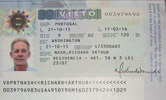 рабочая виза в португалию