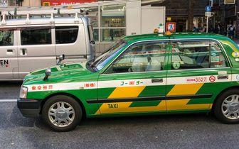 работа таксистом в Японии