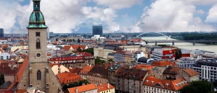 работа в словакии