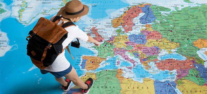 безвизовые страны Европы