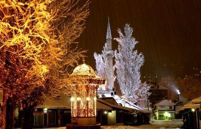 Босния и Герцеговина на новый год