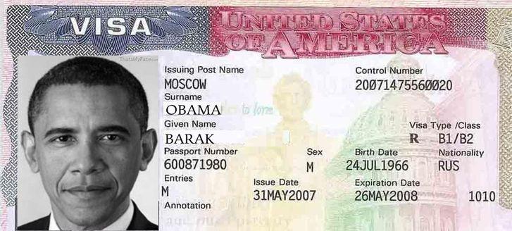 фото на визу в США