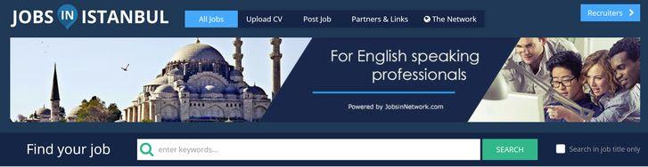 найти работу в Турции