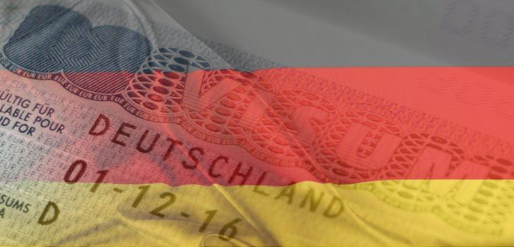 Что нужно для получения визы в Германию (оформление)