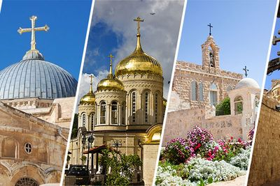 паломничество в Израиль