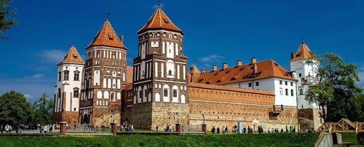 в Беларусь без визы