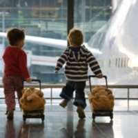 Запрет на выезд ребенка за границу