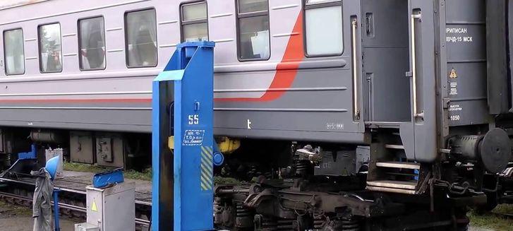 прохождение границы на поезде