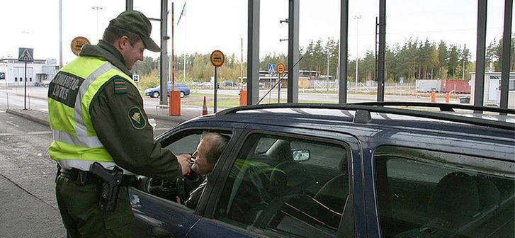 проверка страхового полиса на границе