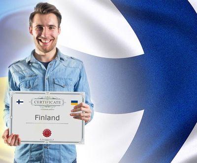 сертификат для сезонных работ в Финляндии
