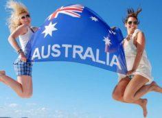 зарплата в Австралии