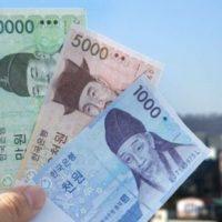 Средняя зарплата в Южной Корее в 2019 году