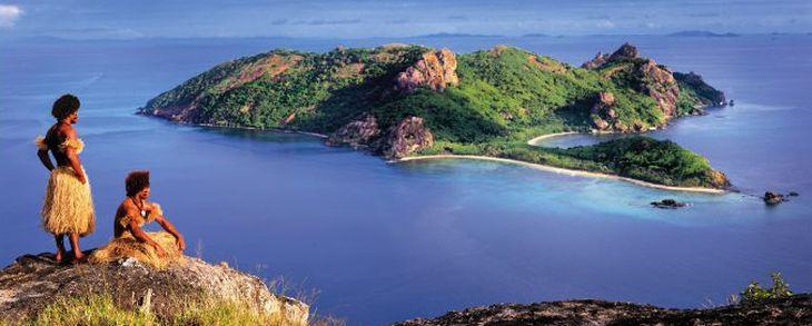 Фиджи без визы