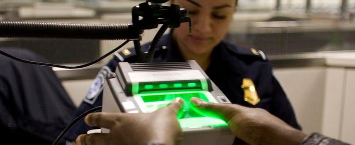 как сделать биометрию для визы