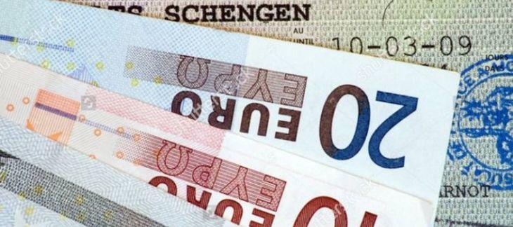 сколько стоит виза в Швецию