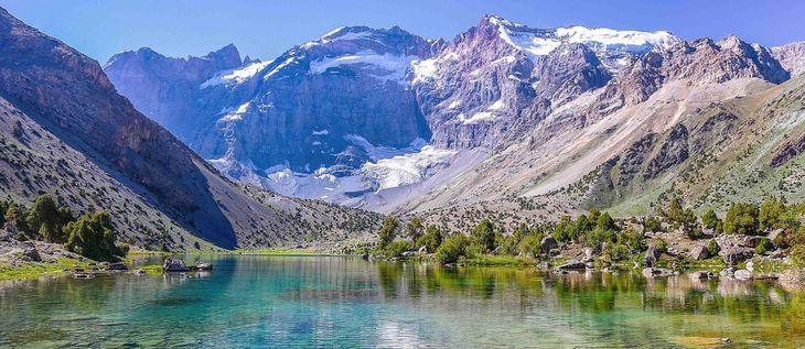 Таджикистан без визы