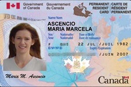 виза для постоянного резидента в Канаду