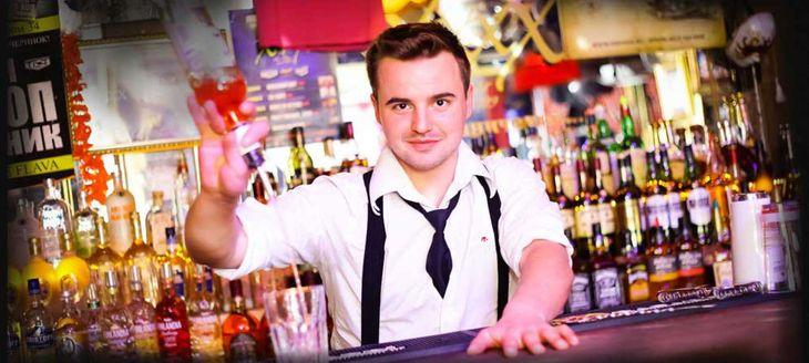 зарплата бармена