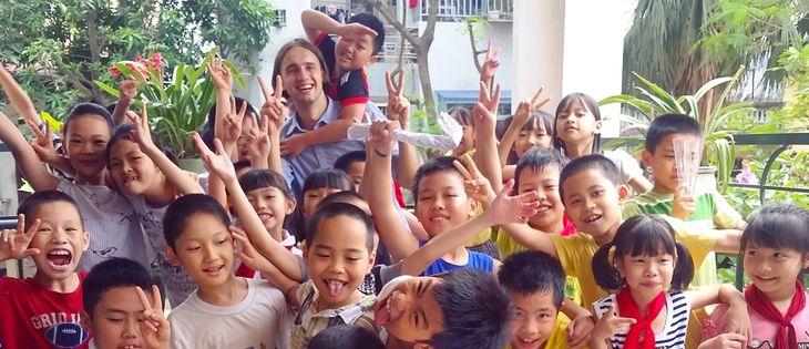зарплата учителя английского во Вьетнаме