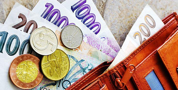 зарплата в Чехии