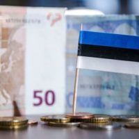 Средняя зарплата в Эстонии в 2019 году