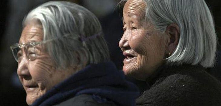 как живут пенсионеры в Китае