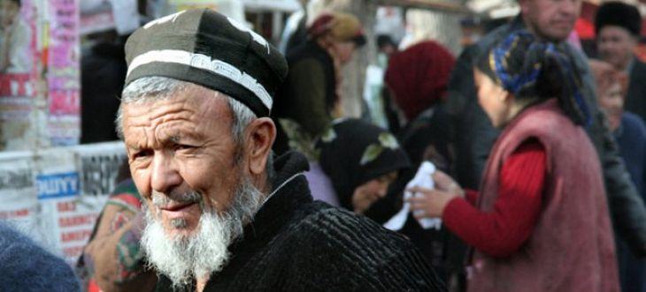 пенсионеры в Узбекистане