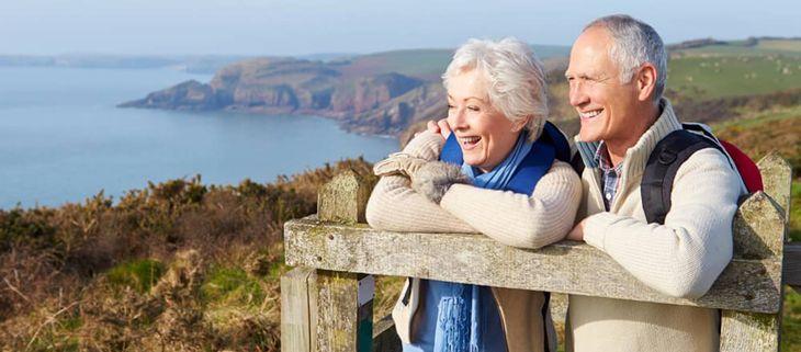 пенсионный возраст в США