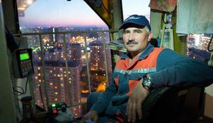 Зарплата крановщика башенного и мостового крана