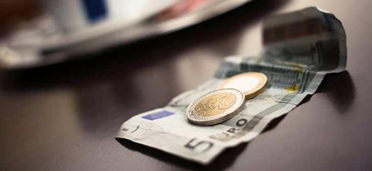средняя пенсия в Латвии