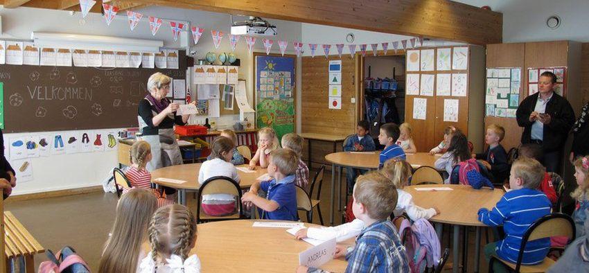 дошкольное образование в Норвегии