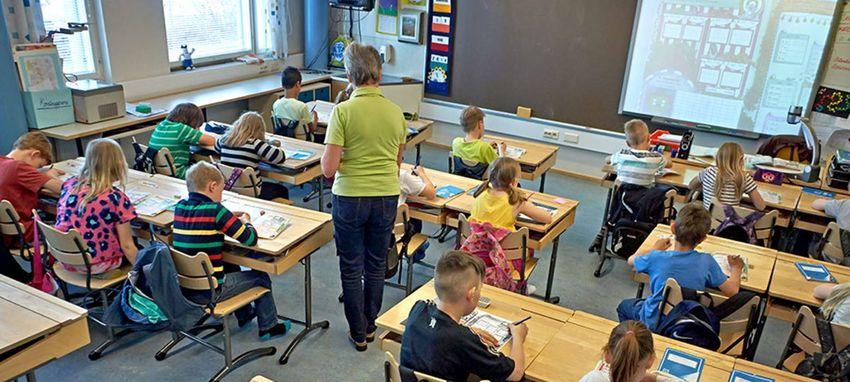 среднее образование в Швеции