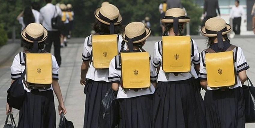 средняя школа в Японии