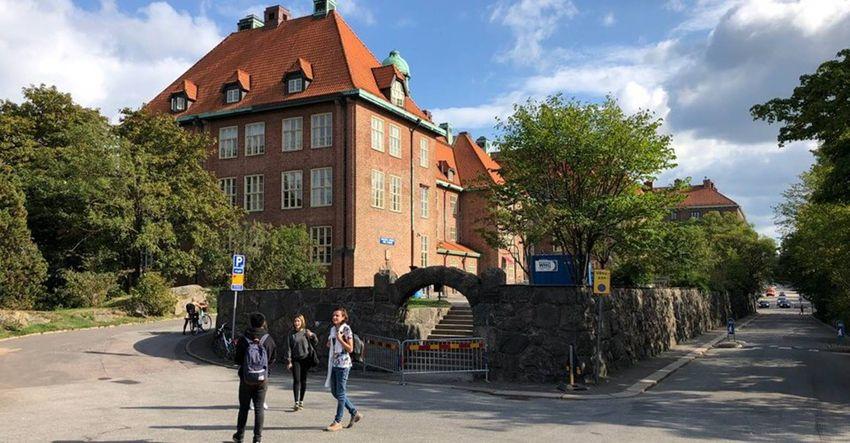 учеба в Швеции