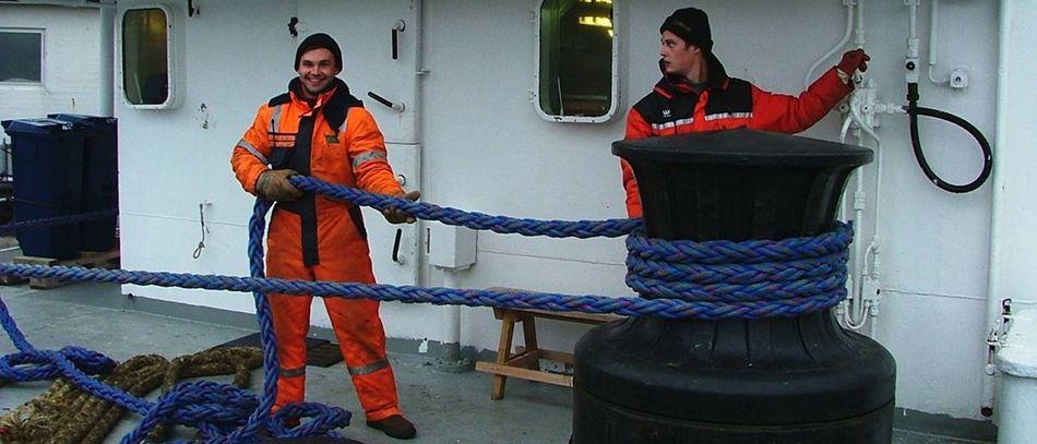 как стать моряком