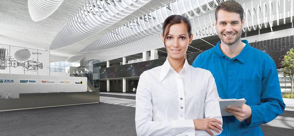 как устроиться на работу в аэропорт