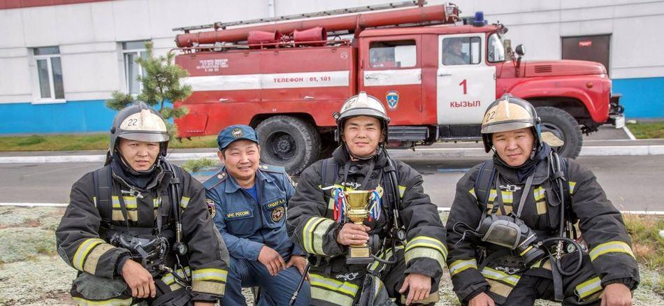 оклад пожарного