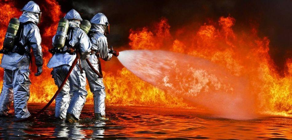 сколько получает пожарный