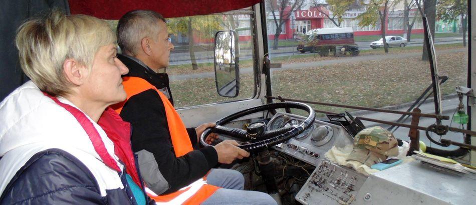 сколько получает водитель троллейбуса