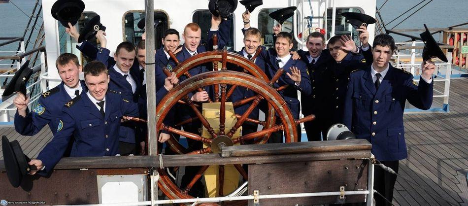 зарплата моряка