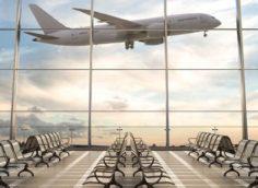 зарплаты у работников аэропортов