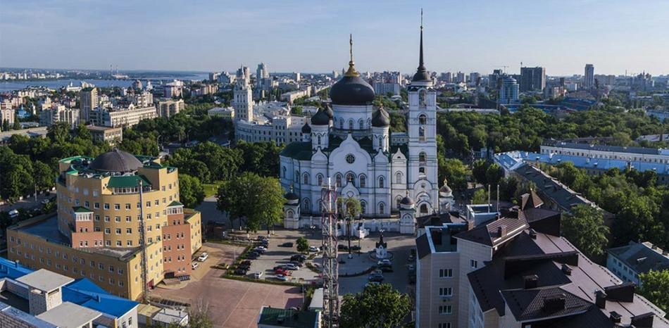 зарплата в Воронеже